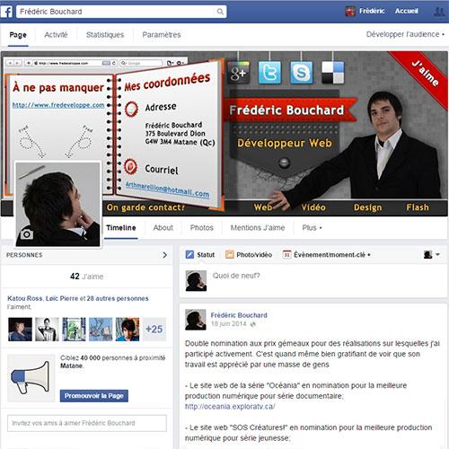 Entête Facebook