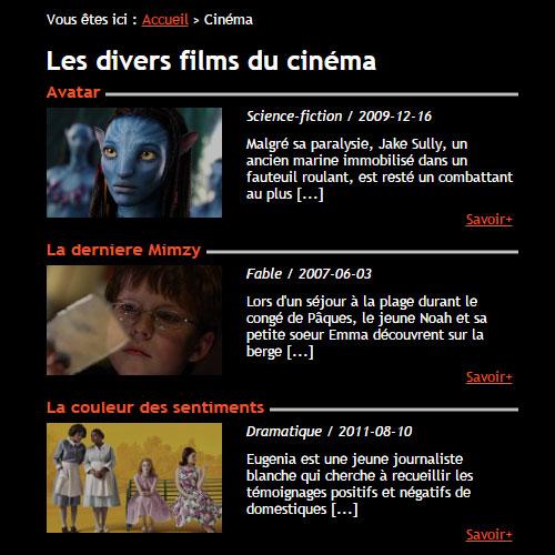 La filmothèque